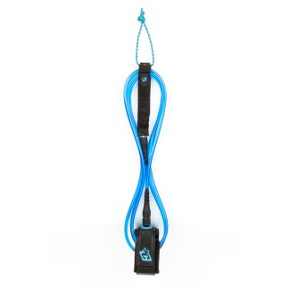 Comp leash 6 Blue Black
