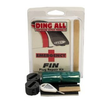 fin plug repair