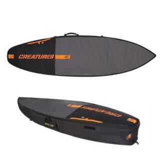 dubbele surfboard tas 6'7