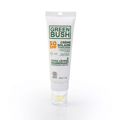 Greenbush zonnebrand lipbalm