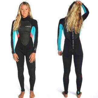 C-Skins 3:2 dames wetsuit
