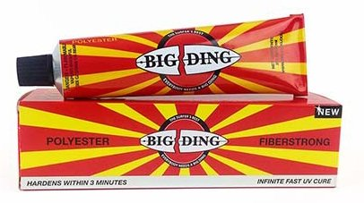 Big Ding UV Cure
