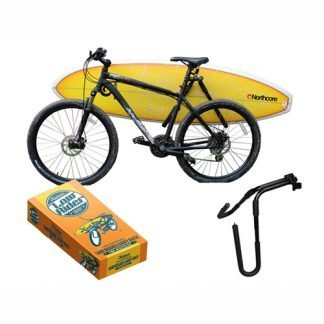 surfboard bicycle carry rack