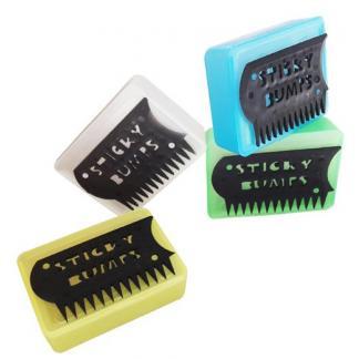 wax box & comb