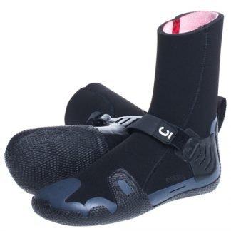 Wired 7mm round toe